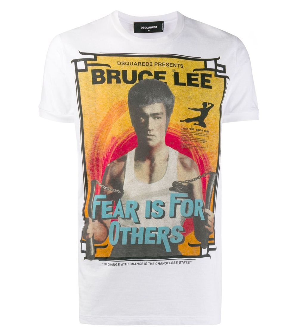 Camiseta Bruce Lee Dsquared2