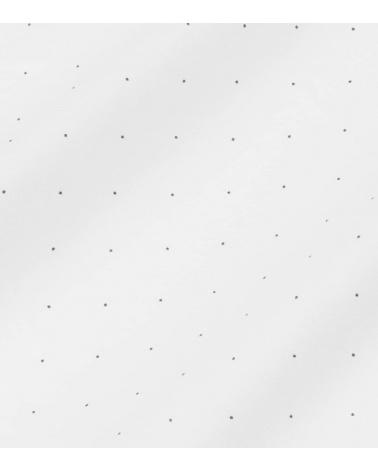 Hackett London Camisa Blanca Puntos detalle