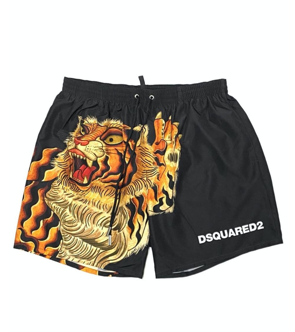 Bañador Tigre Dsquared2