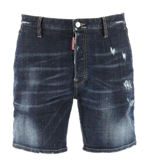 Dsquared2 Bermuda Jeans Canadian