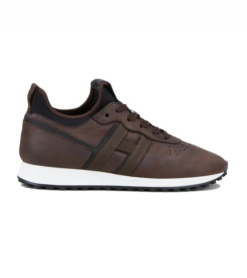 Hogan Sneakers H383 Marrón
