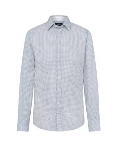 Hackett London Camisa Mini Floral Geo