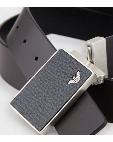 Emporio Armani Cinturón Pack Reversible hebilla cierre