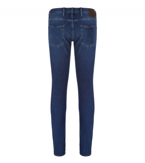 Emporio Armani Jeans J10 Claro detrás
