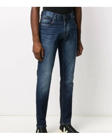 Emporio Armani Jeans J10 Denim Blue modelo