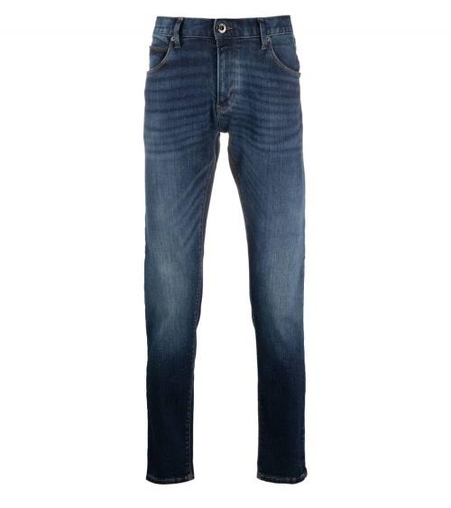 Emporio Armani Jeans J10 Denim Blue