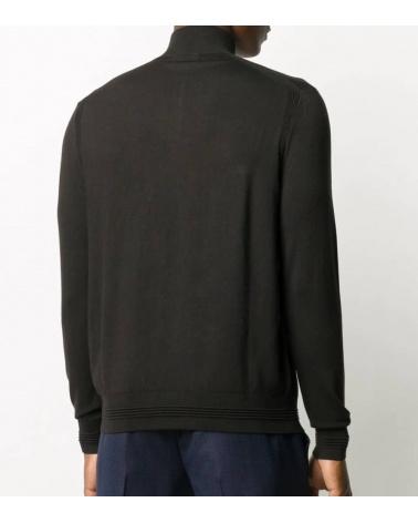 Emporio Armani Jersey Marrón Perkins modelo espalda
