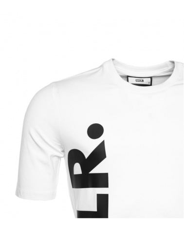 Camiseta Big Brand White detalle