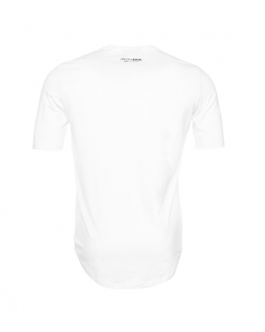 Camiseta Big Brand White detrás