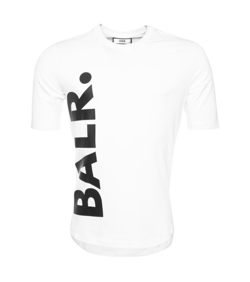 Camiseta Big Brand White