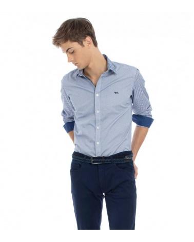 Harmont & Blaine Camisa Multiprint Cross modelo