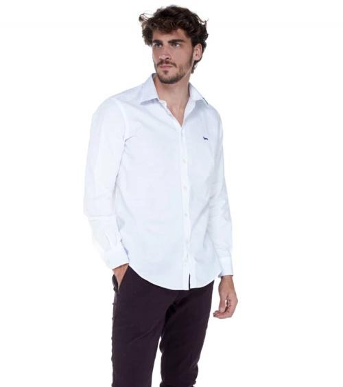 Harmont & Blaine Camisa Básica Blanca modelo