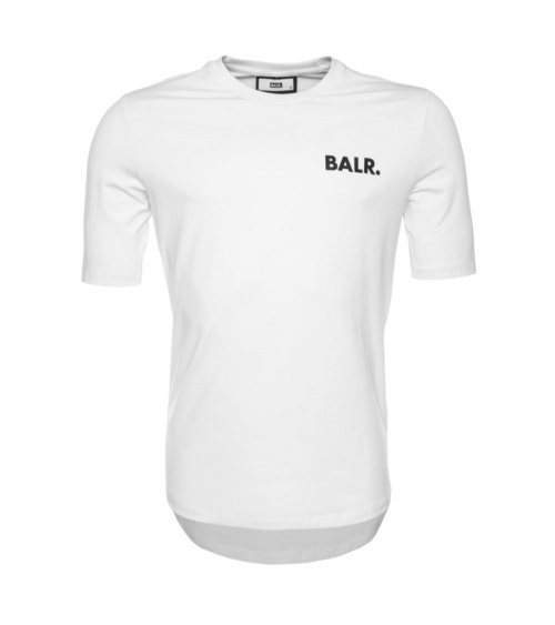 BALR Camiseta Atlética White
