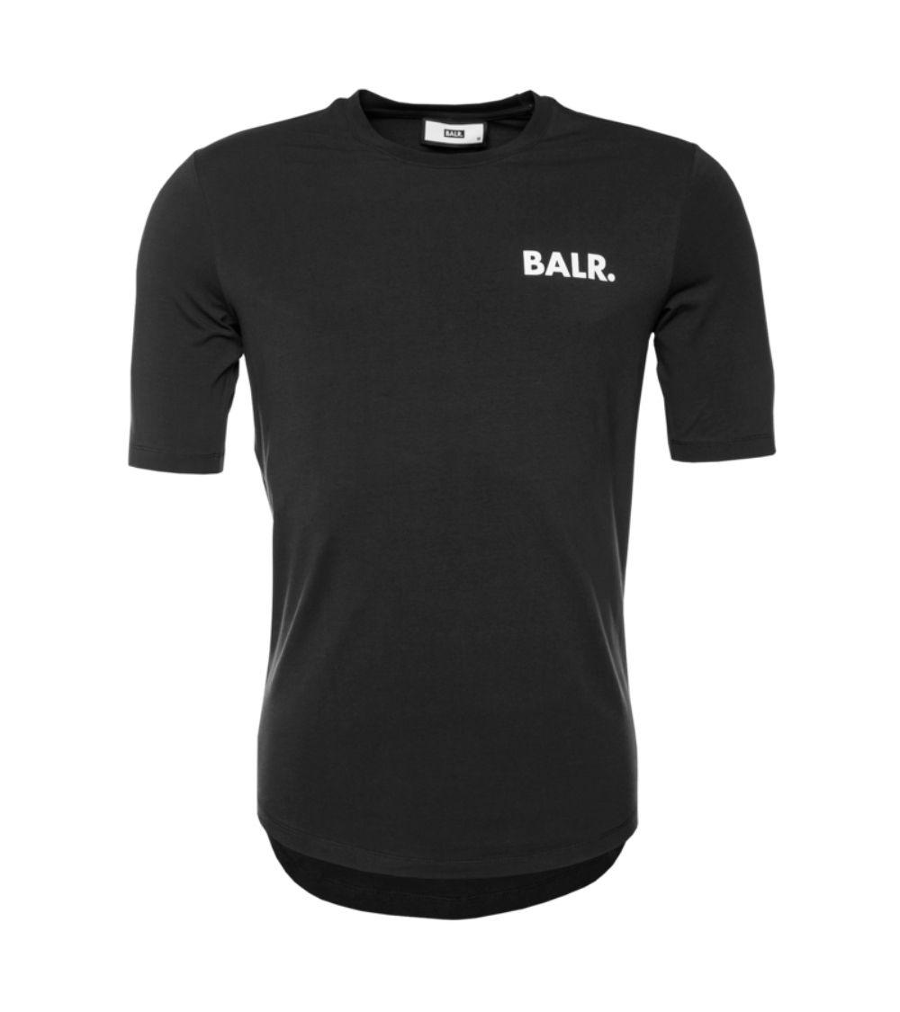 BALR Camiseta Atlética Black