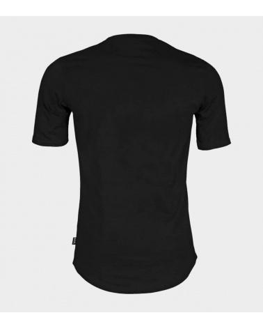 BALR Camiseta Básica Negra espalda