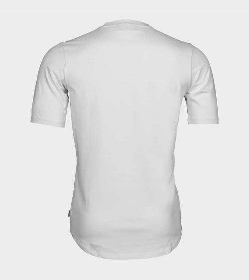 BALR Camiseta Básica Blanca espalda