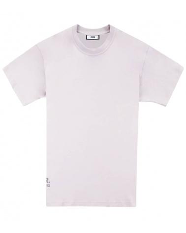 BALR Camiseta Life Gris Perla