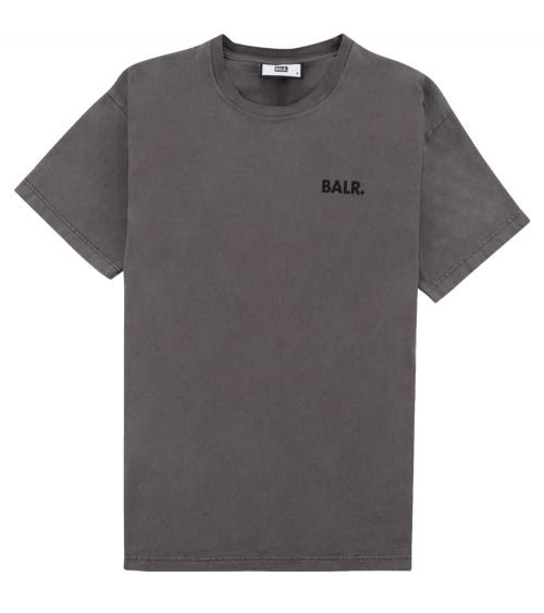 BALR Camiseta Gris 2013 Logo