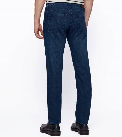Hugo Boss Jeans Slim Denim detrás