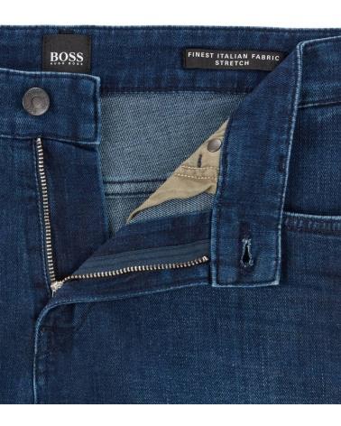 Hugo Boss Jeans Slim Denim detalle