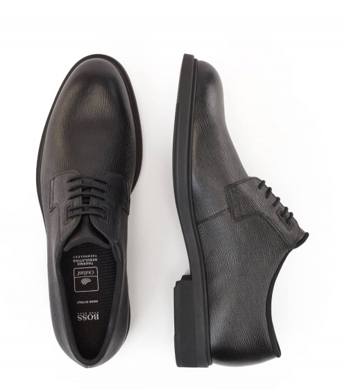 Hugo Boss Zapato Derby Vestir superior lateral