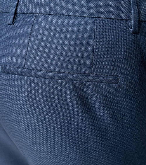 Hugo Boss Traje Azulón 3 Piezas bolsillo