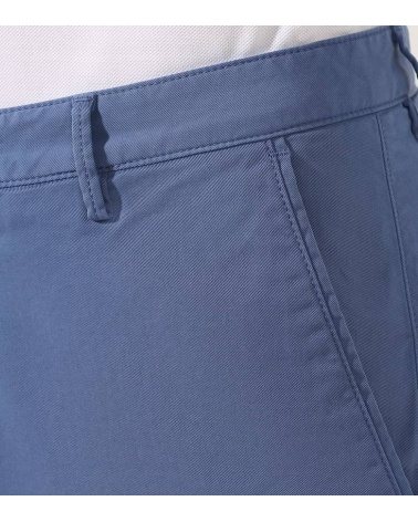 Hugo Boss Bermuda Azul Medio bolsillo