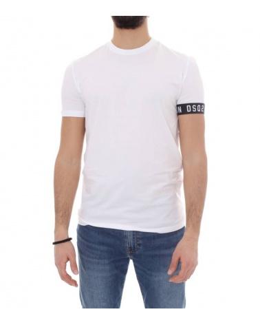 Dsquared2 Camiseta Interior Blanca modelo