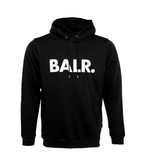 BALR Sudadera Logo Front Negra