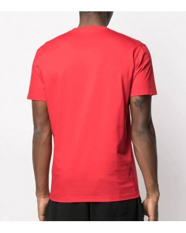 Dsquared2 Camiseta Big Icon Roja espalda