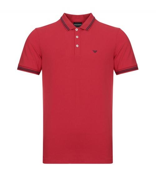 Emporio Armani Polo Rojo Class