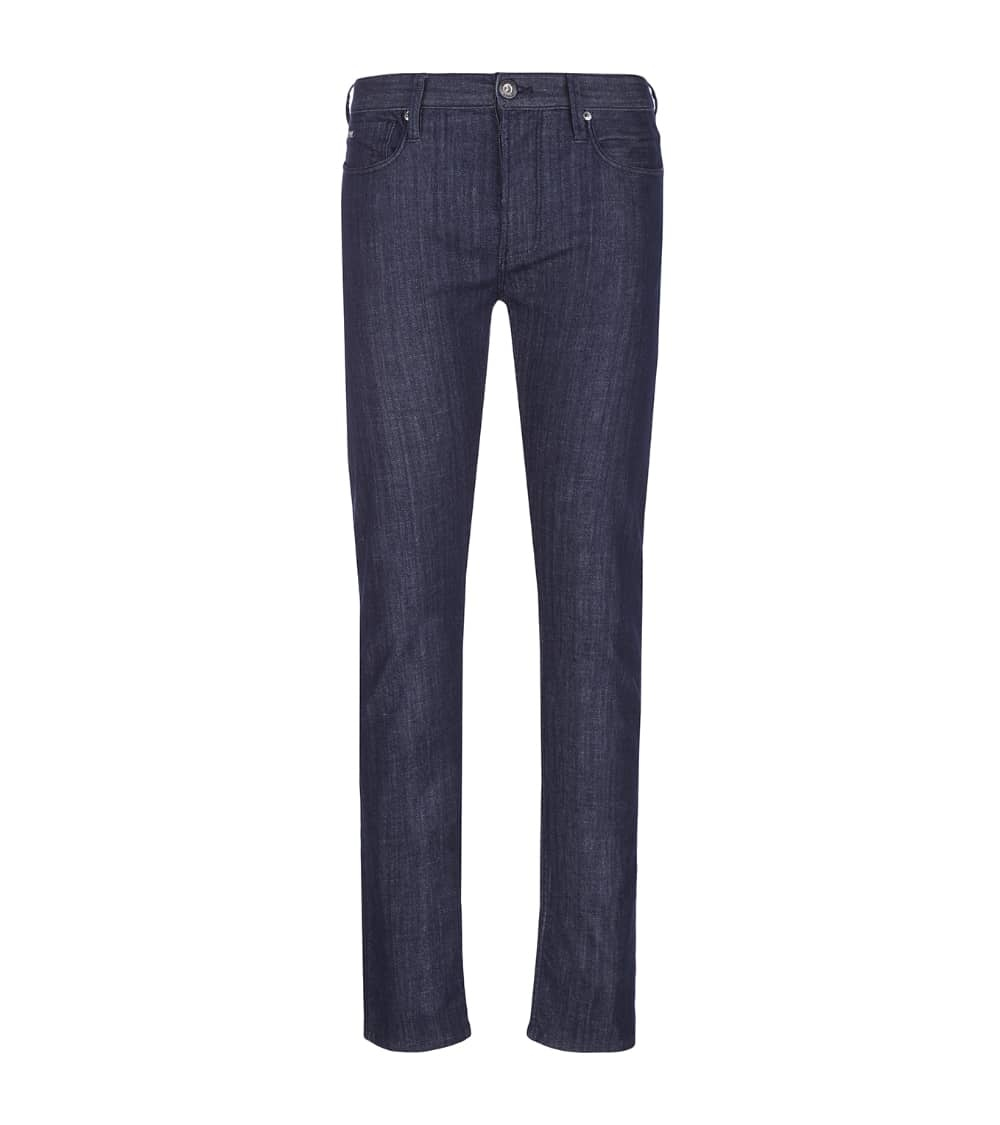Emporio Armani Jeans J75 Liso Oscuro