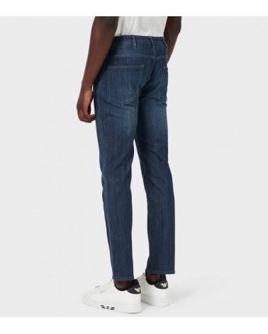 Emporio Armani Jeans J11 Lavado Suave detrás
