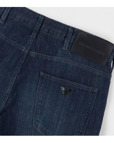 Emporio Armani Jeans J11 Lavado Suave etiqueta
