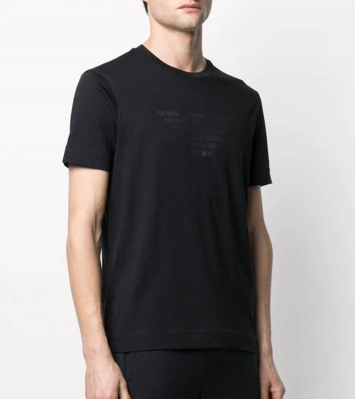 Emporio Armani Camiseta Marino Logo Pecho modelo