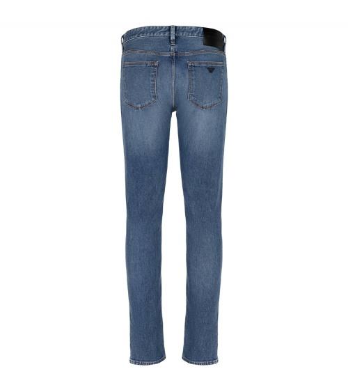 Emporio Armani Jeans J75 Claro detrás