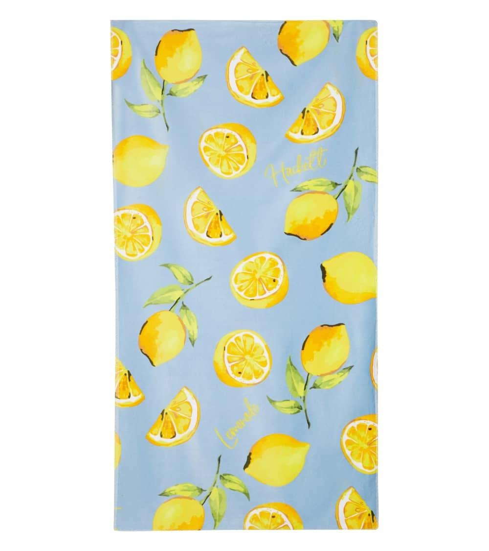 Hackett London toalla limones
