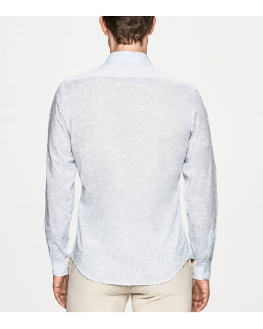Hackett London Camisa Veleros espalda