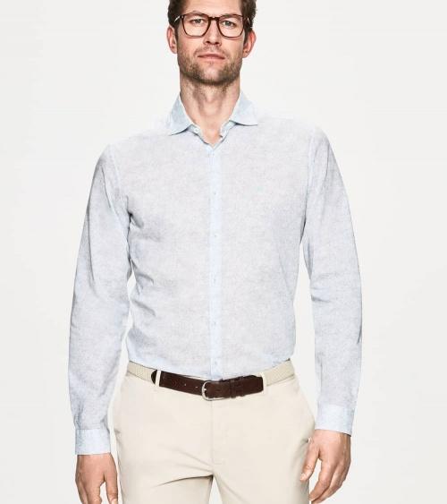Hackett London Camisa Veleros modelo