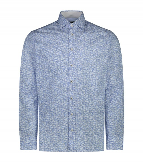 Hackett London Camisa Cactus y Palmeras