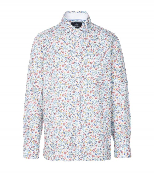 Hackett London Camisa Floral Multicolor