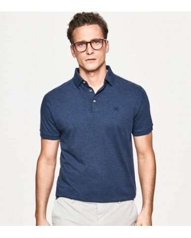 Hackett London Polo Azul Good Touch modelo