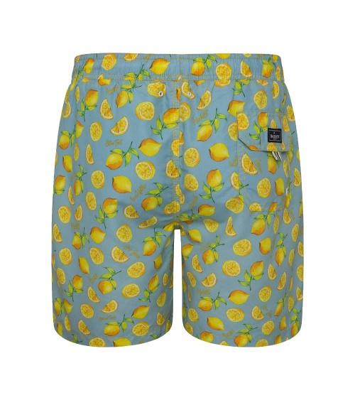 Hackett London Bañador Limones detrás