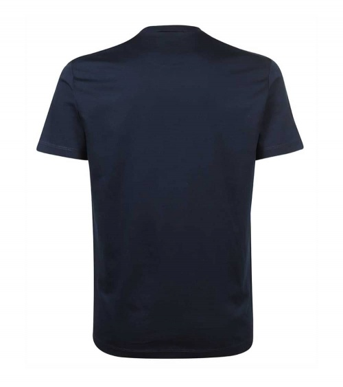 Dsquared2 Camiseta Marino Big Icon espalda