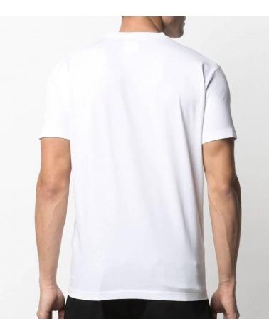 Dsquared2 Camiseta Blanca Dean Dan espalda
