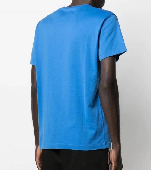 Dsquared2 Camiseta Azulón Milano espalda