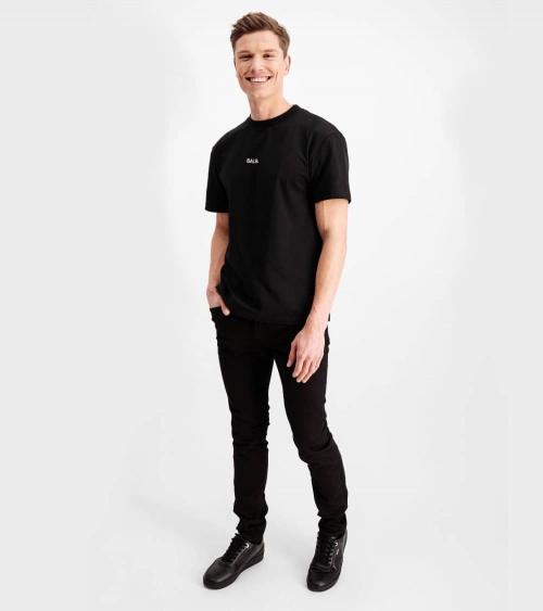 BALR Camiseta Amsterdam Negra look