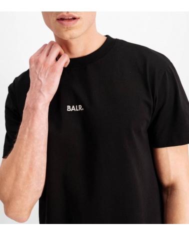 BALR Camiseta Amsterdam Negra modelo