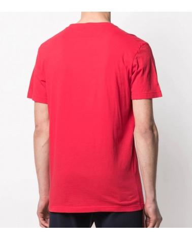 Dsquared2 Camiseta Roja Canadiense espalda