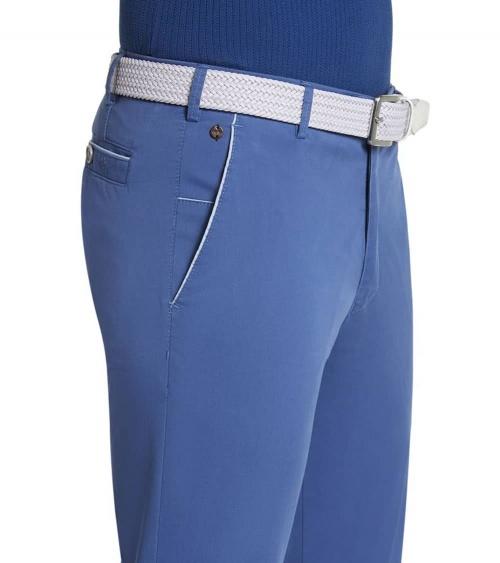 Meyer Pantalón New York Azulón lateral